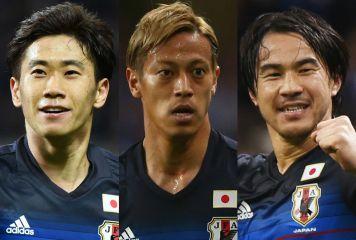 ベルギー人記者も香川、本田、岡崎の落選に驚嘆 逆質問「ホンダは今どこにいるの?」