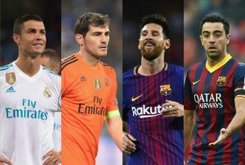 "UEFAが""21世紀ベスト11""を発表 スペイン紙「レアルとバルサが欧州を支配」"