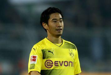 香川が「AFC国際最優秀選手賞」の候補者3名に選出 2012年以来二度目の栄冠なるか