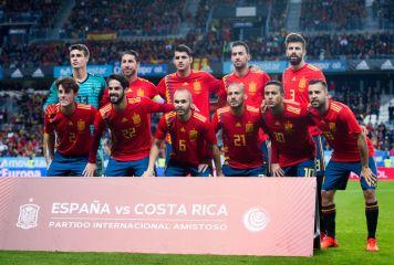 ロシアW杯抽選会アンケート実施 スペインが「対戦したい相手」「対戦したくない相手」