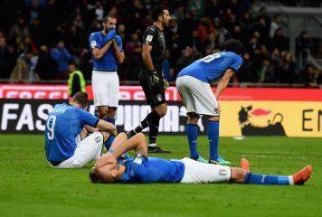 長友、イタリアの60年ぶり予選敗退に衝撃 「ワールドカップに出れない。ショック…」