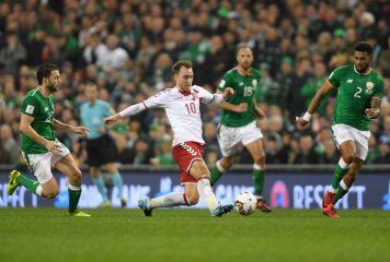 デンマークが2大会ぶり5度目のW杯出場 司令塔の背番号10が大一番でハットトリック