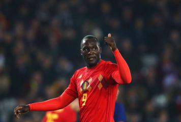 FIFAがルカクの「ベルギー代表歴代最多ゴール」認めず 3年半前の試合が無効扱い