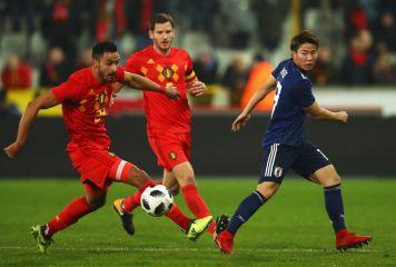 ベルギー代表選手はハリルJをどう見たか? 「特に前半には手を焼かされた」