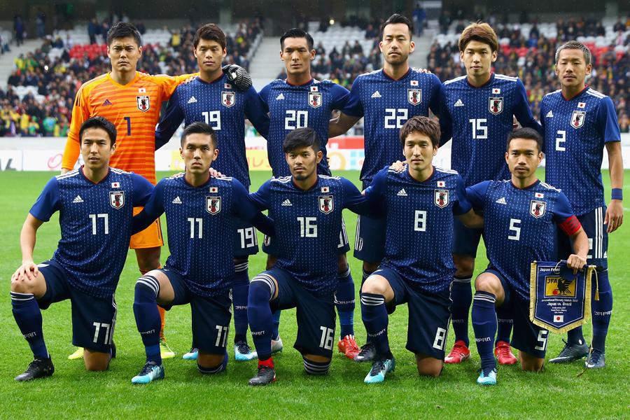 日本代表、6月12日パラグアイ戦の会場決定【写真:Getty Images】