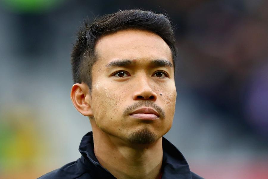 ガラタサライ所属の長友は、クラブ公式サイトのインタビューに応じ、日本サッカーについて語っている【写真:Getty Images】