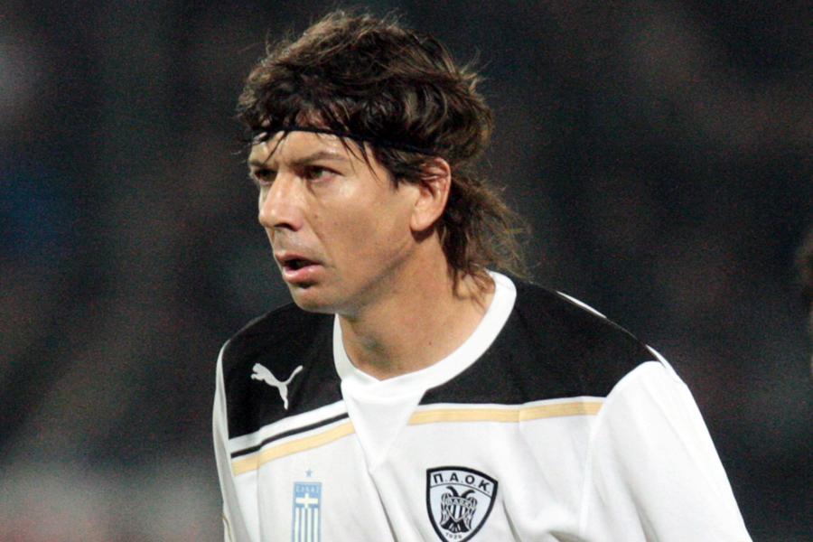 現在、PAOKの下部組織監督を務めているガルシア氏【写真:Getty Images】