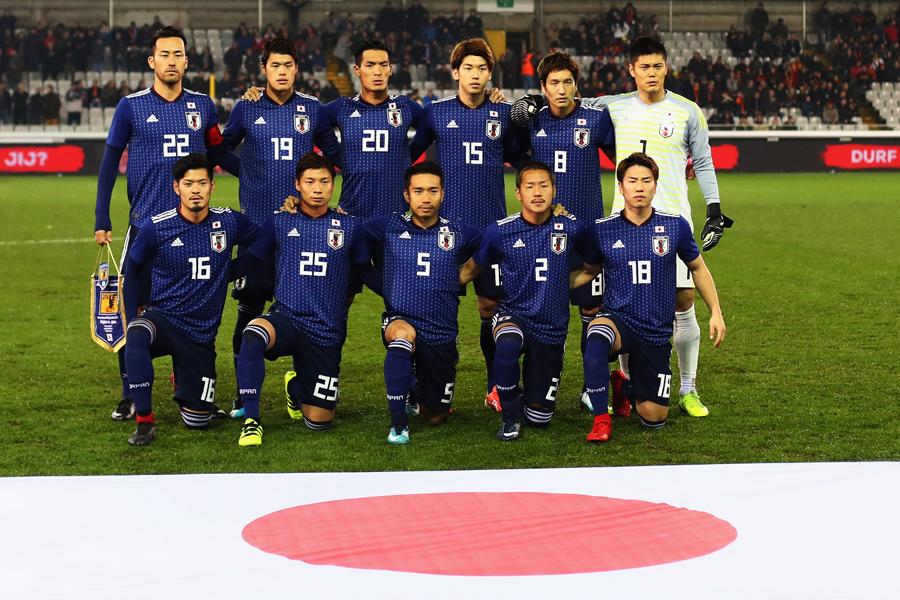 FIFAランク発表! 気になる日本の順位は...【写真:Getty Images】