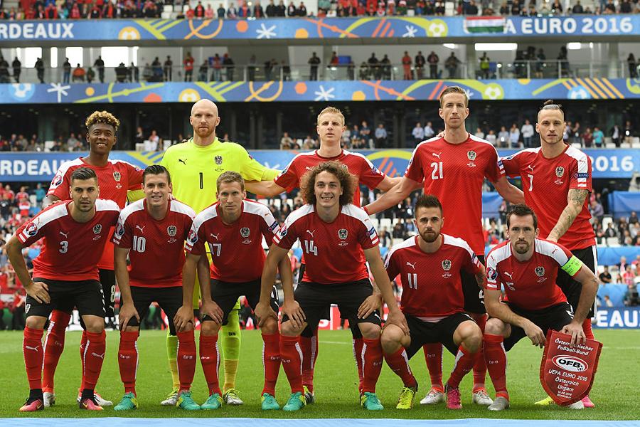 オーストリア代表、W杯直前にブラジルと親善試合が決定【写真:Getty Images】