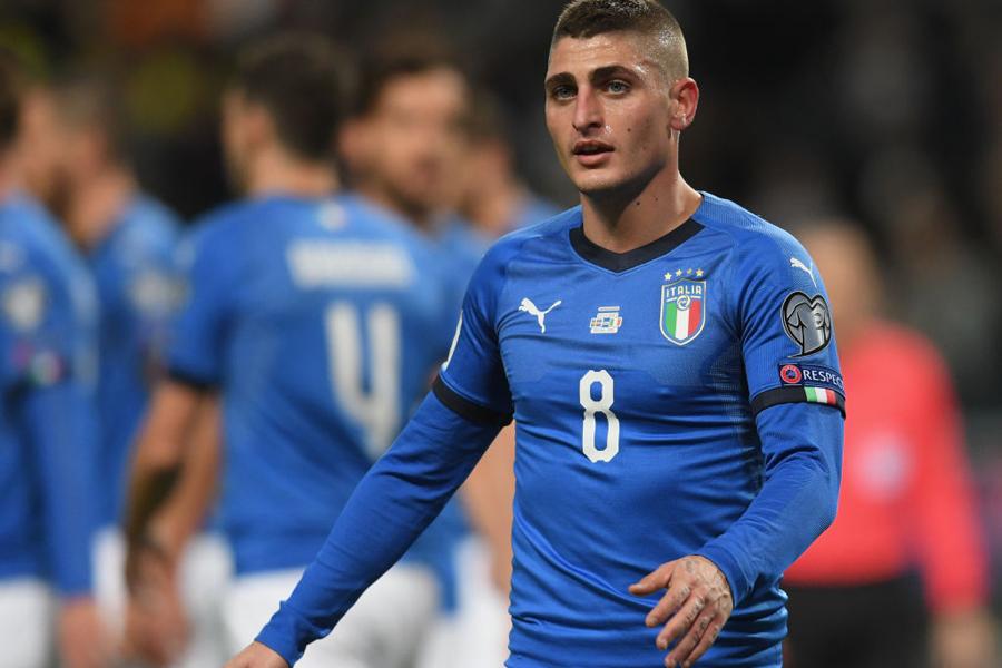 イタリア代表MFマルコ・ヴェラッティ【写真:Getty Images】