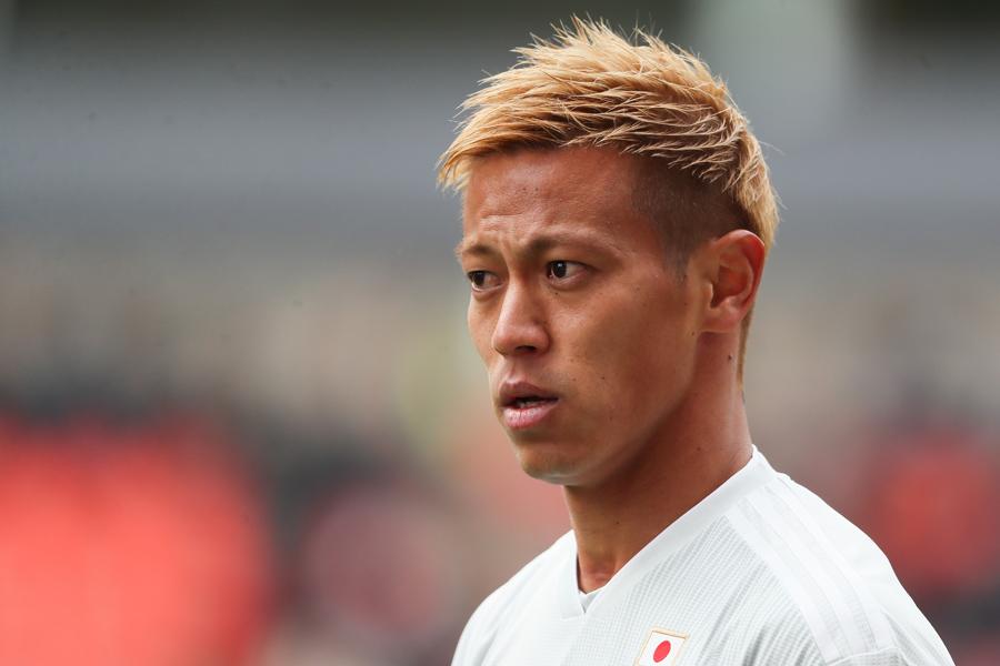 """本田圭佑が指摘、ハリルJに欠けている""""選手のタイプ""""とは?【写真:Getty Images】"""