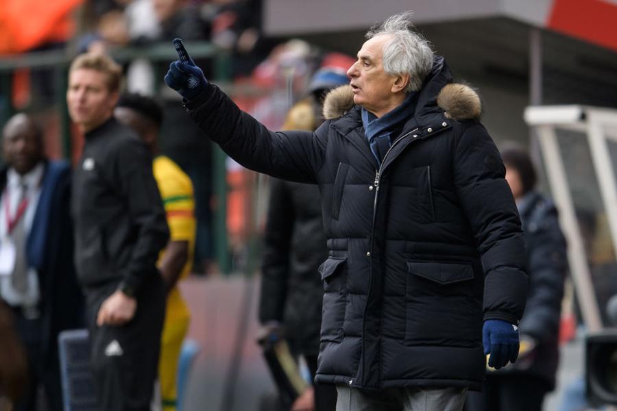 ハリルホジッチ監督は、「勝つためのチーム作り」をW杯でも貫くことができるだろうか【写真:Getty Images】