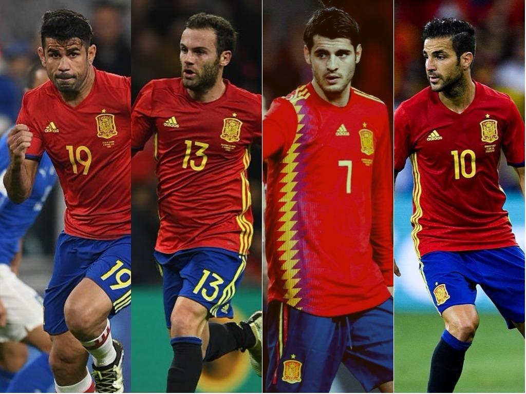 スペイン代表のフレン・ロペテギ監督は17日、国際親善試合のアルゼンチン戦とドイツ戦に向けた24人のメンバーを発表【写真:Getty Images】