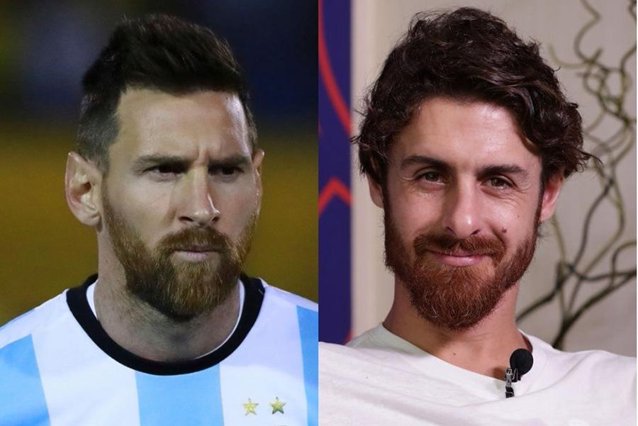 メッシも憧れた名手アイマールがアルゼンチン代表スタッフに入閣へ【写真:Getty Images】