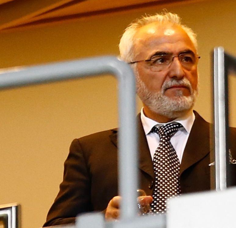 PAOKのイヴァン・サヴィディス会長【写真:Getty Images】