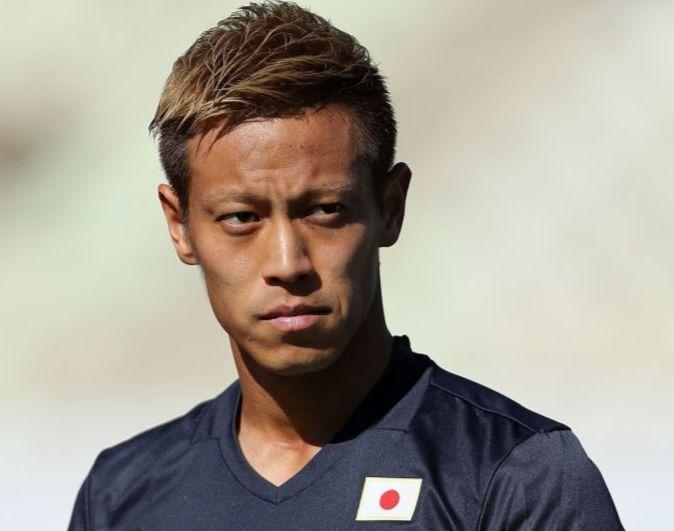 長年日本代表を牽引してきた本田、半年ぶり代表復帰もハリル監督が檄【写真:Getty Images】
