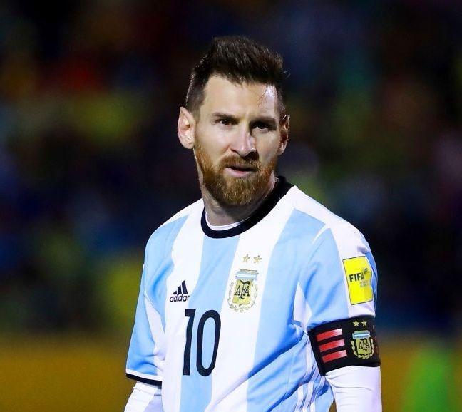 「メッシのチーム」とアルゼンチン代表監督が断言【写真:Getty Images】