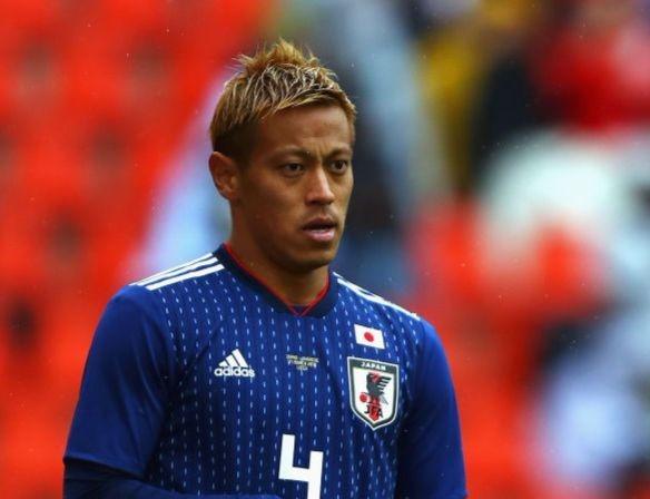 本田圭佑が試合後、チームが抱える問題について持論を展開【写真:Getty Images】