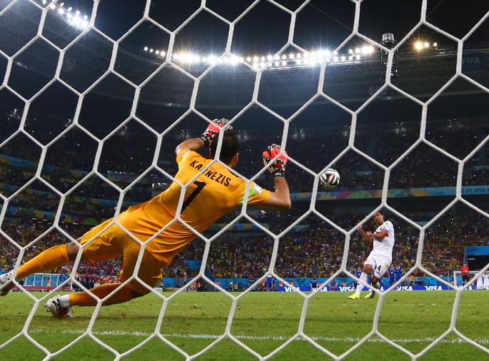FIFA選出「ワールドカップPK名場面集」(写真はイメージ)【写真:Getty Images】