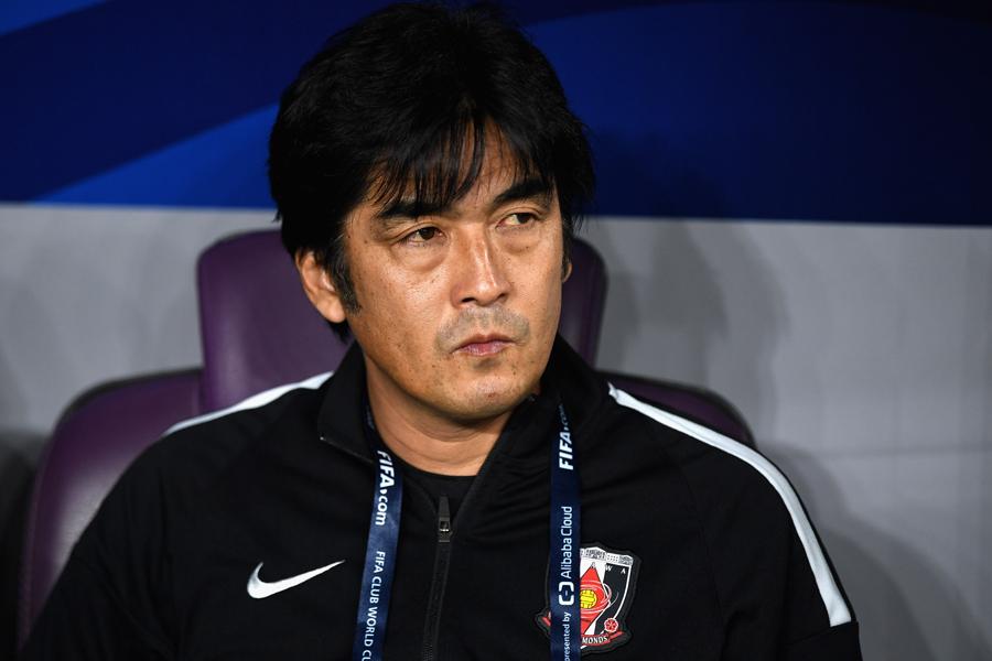 浦和、堀監督との契約解除を発表【写真:Getty Images】