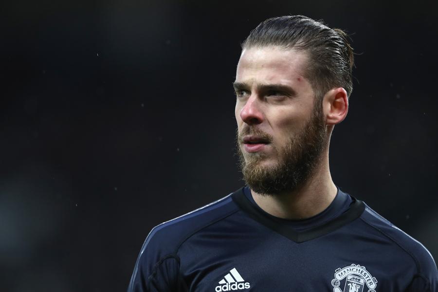 デ・ヘアが、クラブと新たに5年の契約延長を果たす可能性が浮上【写真:Getty Images】