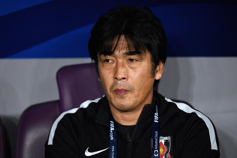 浦和レッズは、2日に堀孝史監督との契約解除を発表【写真:Getty Images】