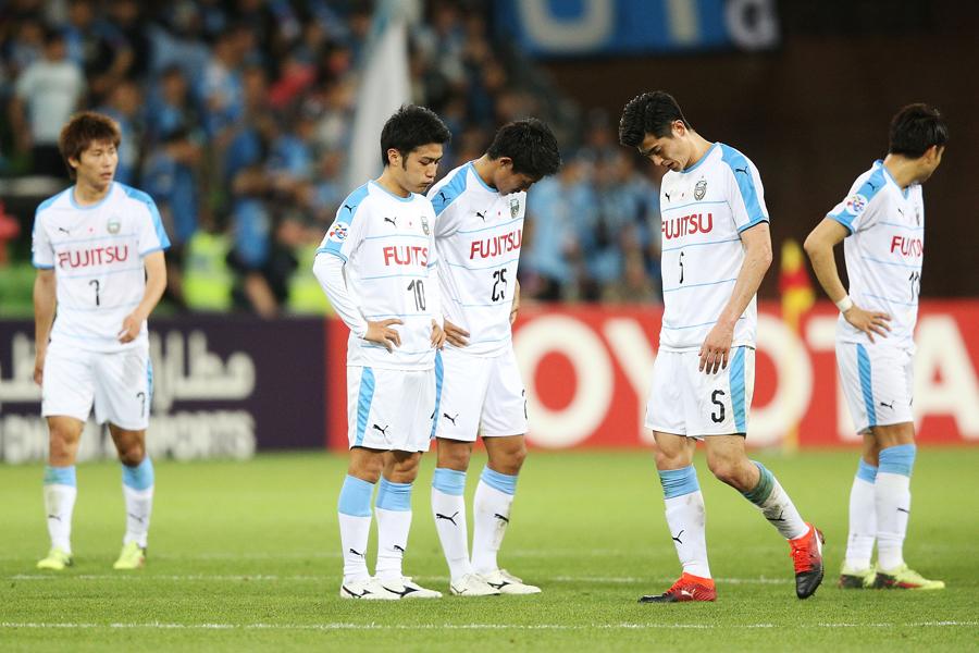 川崎フロンターレ、ACLグループステージ敗退が決定【写真:Getty Images】