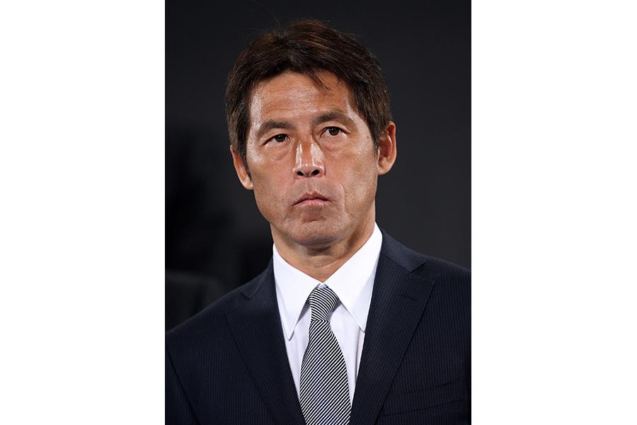 韓国メディアは「ベテランの国内監督を選んで、(ハリル解任騒動の)火消しをした」と報じた【写真:Getty Images】