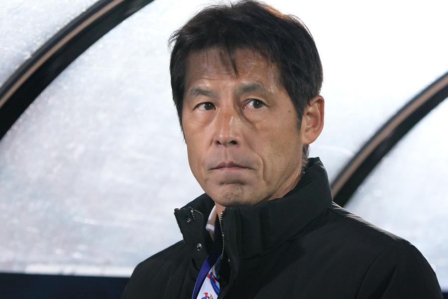 日本代表新監督に就任する西野氏【写真:Getty Images】