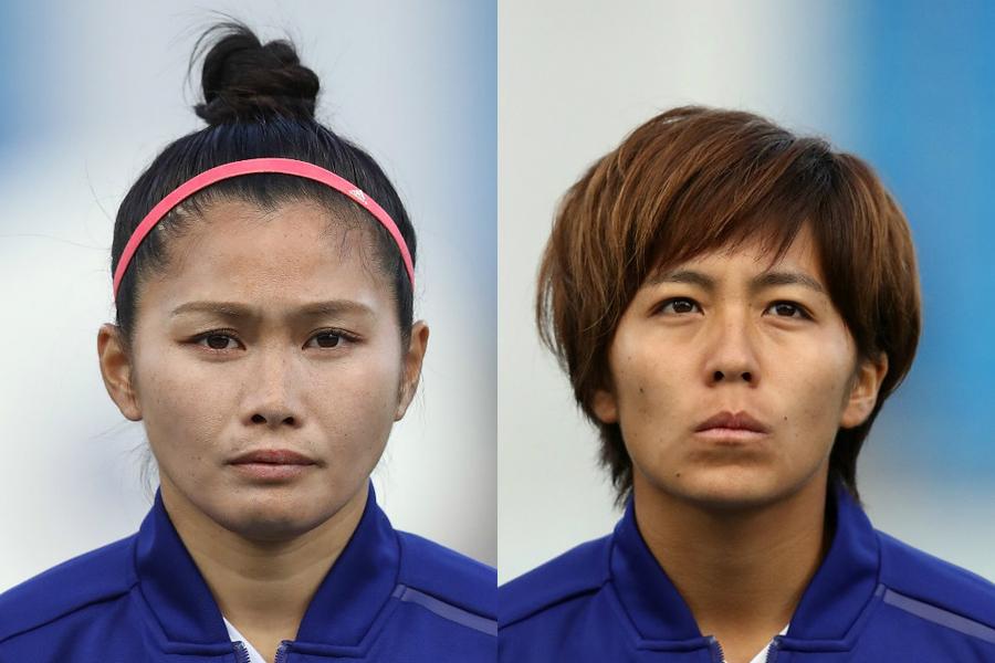 0-0ドローに終わった韓国戦、川澄と岩渕が悔やんだ部分とは?【写真:Getty Images】