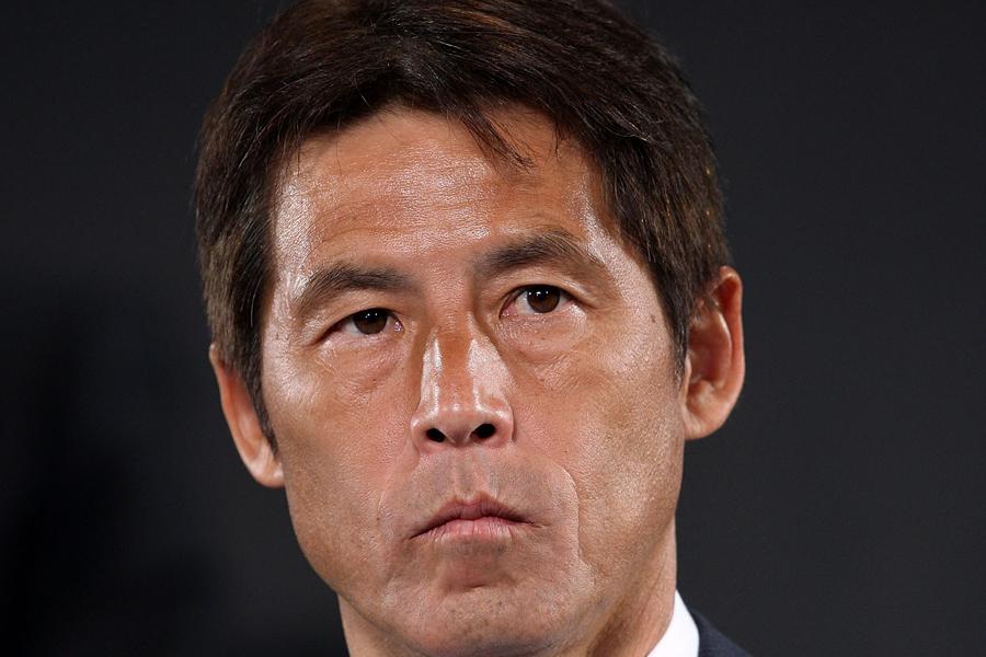 韓国紙「スポーツソウル」は、監督交代劇を「世紀のギャンブル」と評した【写真:Getty Images】