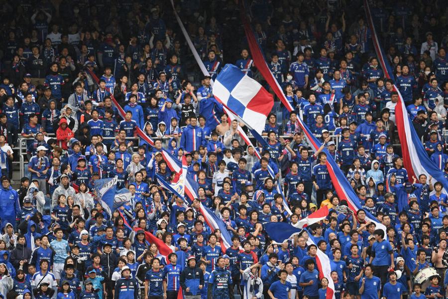横浜FMに今季途中加入のMFブマルは、移籍後初ゴールを決めた(写真はイメージです)【写真:Getty Images】