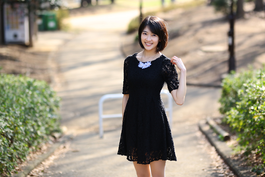 女優の眞嶋優さんは、浦和レッズが運営する小学生が対象のサッカースクールに所属していた【写真:荒川祐史】