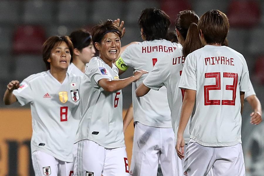エース岩渕、横山のゴールで中国に3-1勝利【写真:Getty Images】