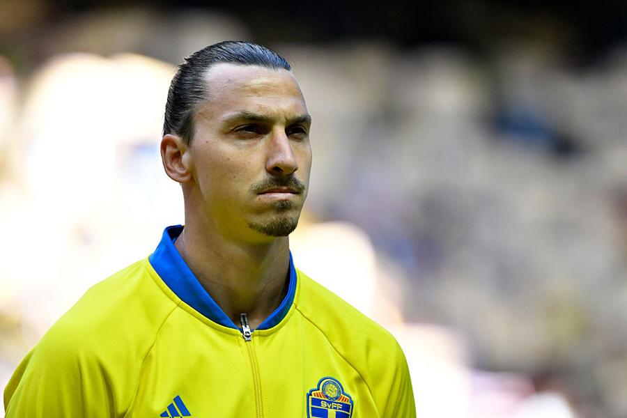 「俺様のいないワールドカップはワールドカップじゃない」とイブラ節を炸裂させている【写真:Getty Images】