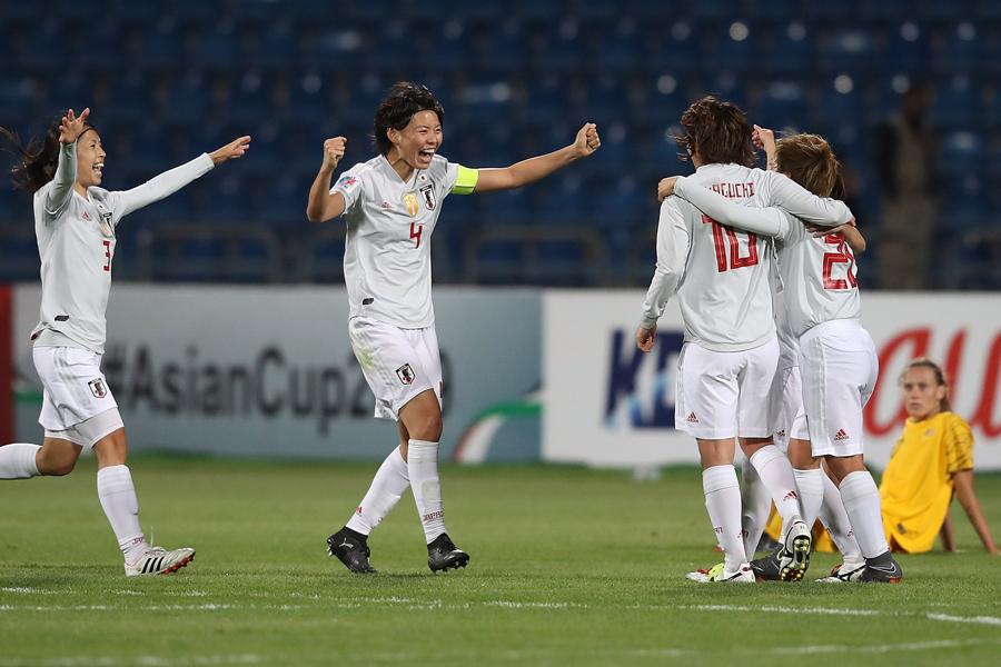 アジア杯連覇を果たしたなでしこジャパン【写真:Getty Images】