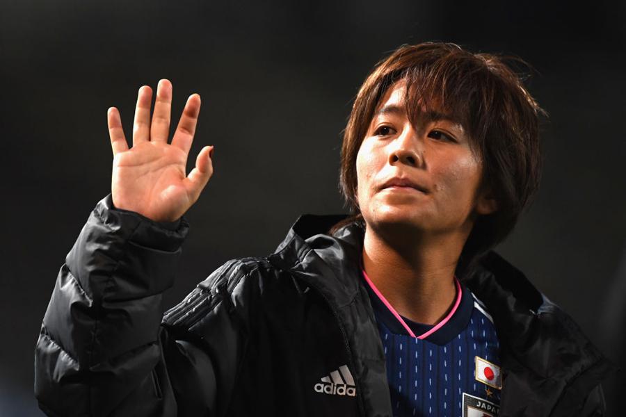 2019年の女子W杯では、西野ジャパンの思いも背負ってエースとして奮闘してくれるだろう【写真:Getty Images】