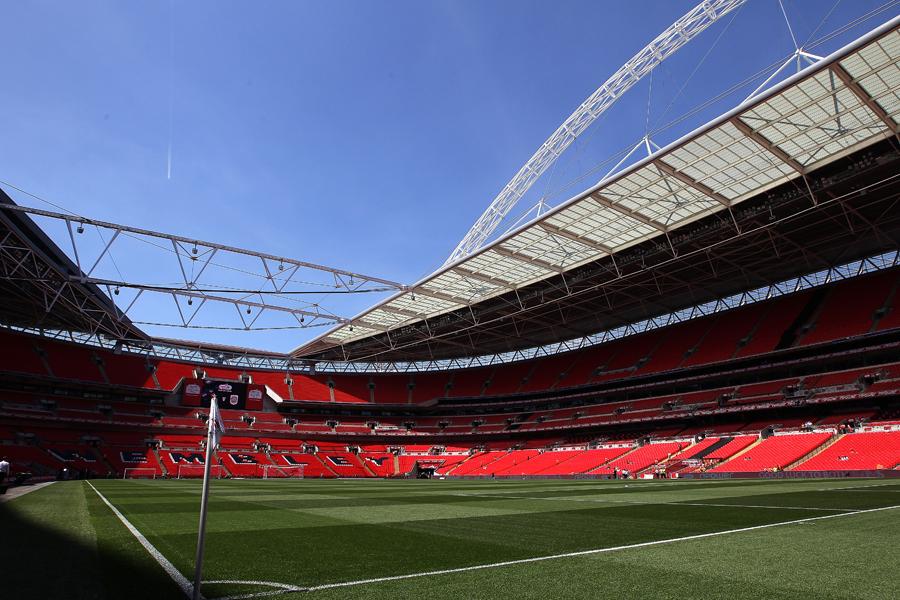 """""""サッカーの聖地""""ウェンブリー・スタジアムが、売却されることになるかもしれない【写真:Getty Images】"""