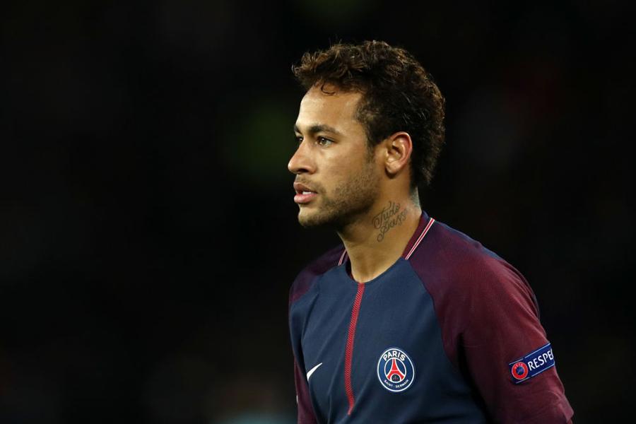 ブラジル代表FWネイマールが、レアル移籍へ着々と準備を進めているようだ【写真:Getty Images】