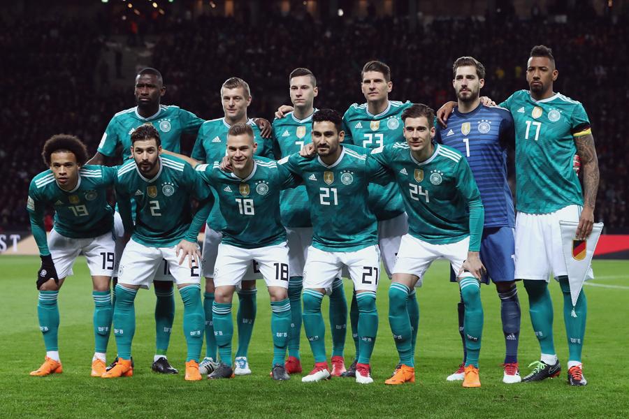 ドイツ代表、W杯予備登録27人発表【写真:Getty Images】