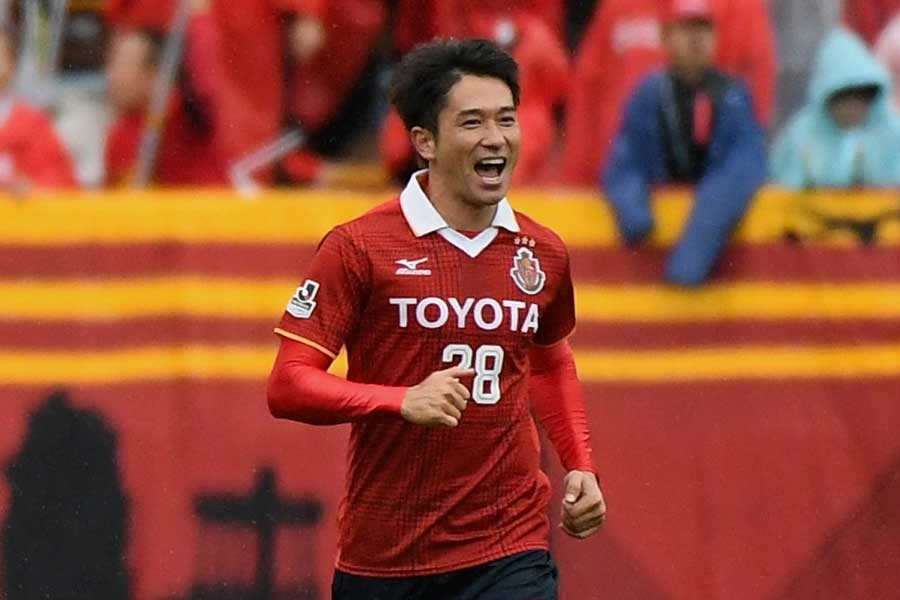 ベテラン玉田がチームの日本人初ゴールを挙げた【写真:Getty Images】