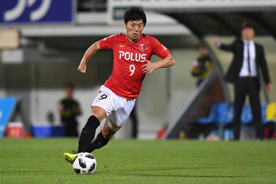 浦和の武藤が「スペースの使い方が上手い選手」を挙げた【写真:Getty Images】
