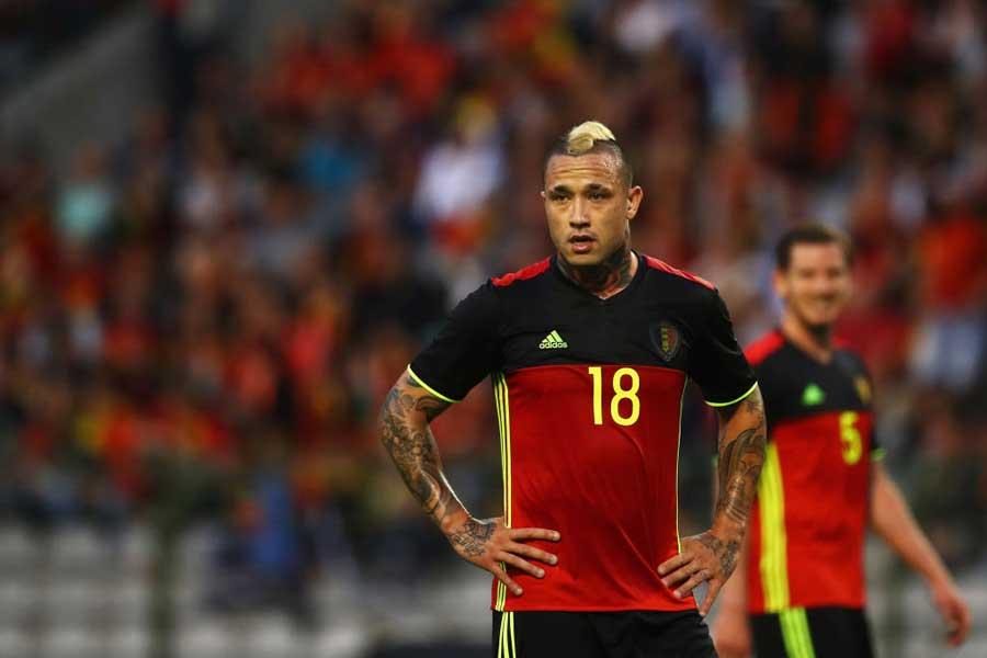 ナインゴラン、ベルギー代表引退を表明【写真:Getty Images】