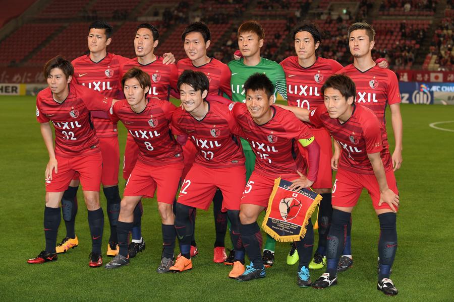 鹿島はACL準々決勝で中国の天津権健と激突することになった【写真:Getty Images】