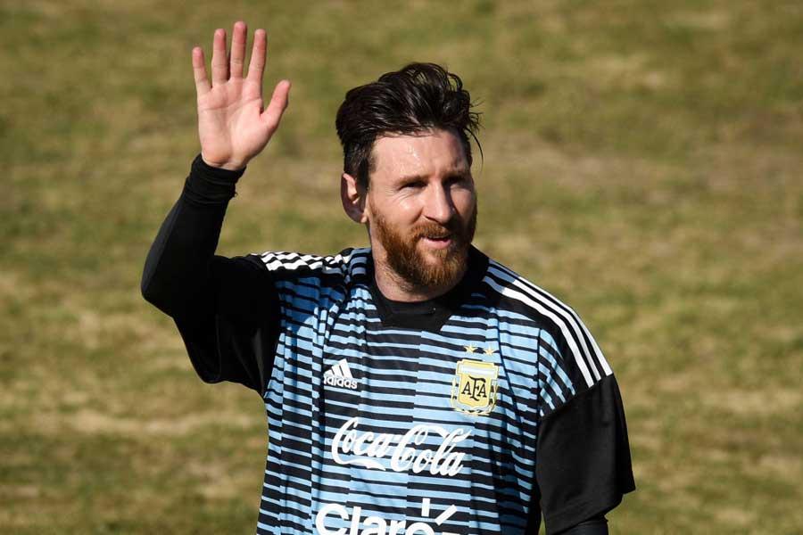 アルゼンチン代表のメッシが、悲願のW杯制覇へ心境を語った【写真:Getty Images】