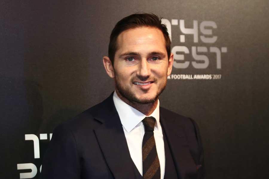 ランパード氏が、英2部ダービー・カウンティと3年契約を結んだことが発表された【写真:Getty Images】