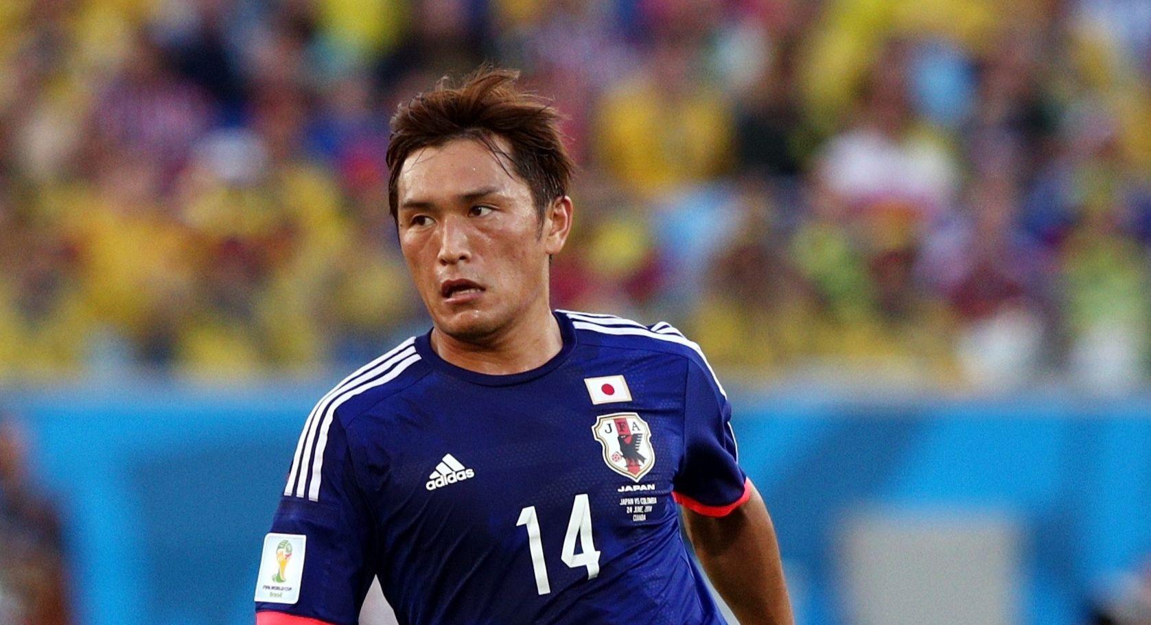 青山敏弘が電撃選出、3年ぶり代表復帰【写真:Getty Images】