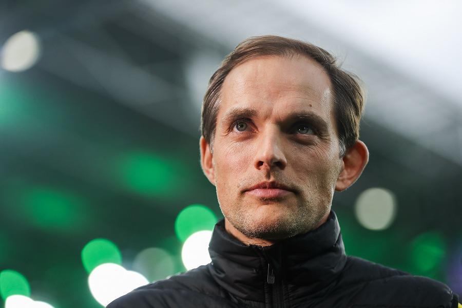 PSGの新監督就任が発表されたトゥヘル氏【写真:Getty Images】