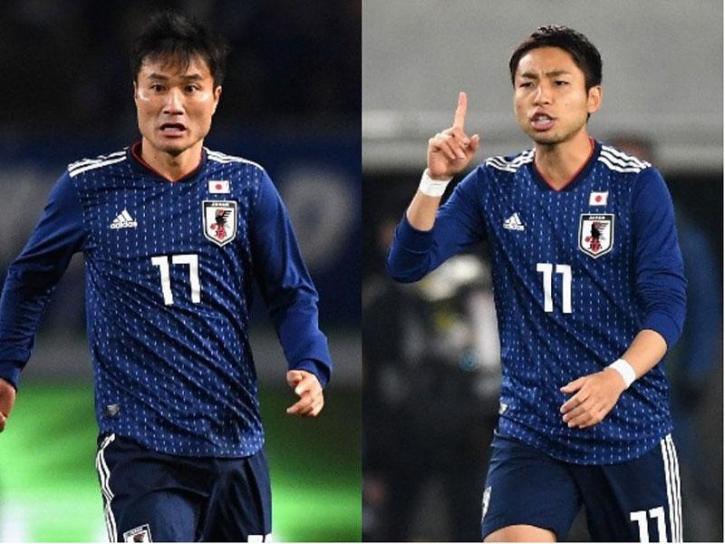 今野泰幸と小林悠がコンディション不良で予備登録メンバーからも外れた【写真:Getty Images】
