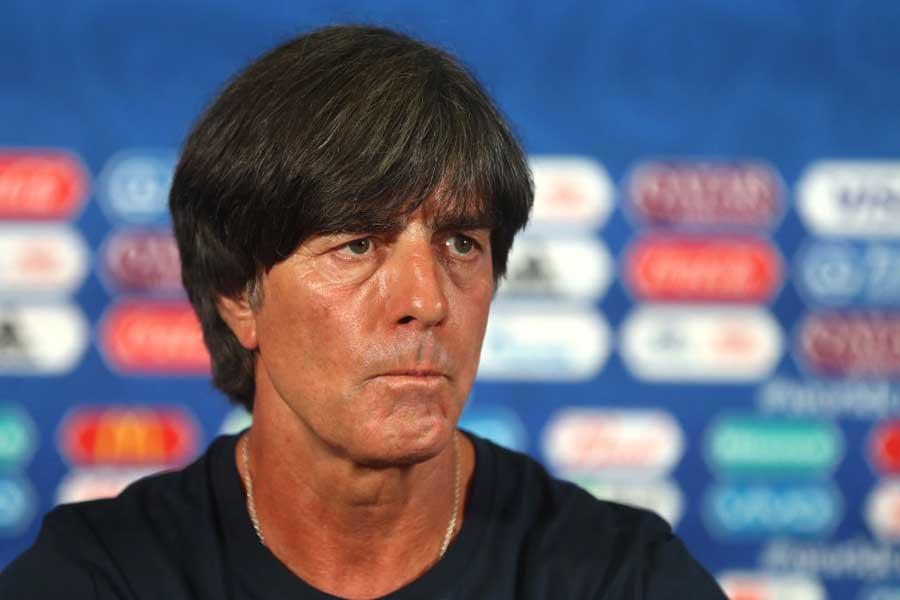 レーブ監督は試合後の記者会見で「大きな失望」と振り返った【写真:Getty Images】